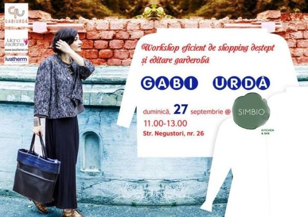 Workshop 27 sept by Gabi Urda