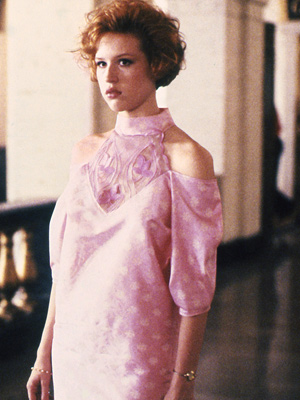 Movie Icon - Pretty in Pink