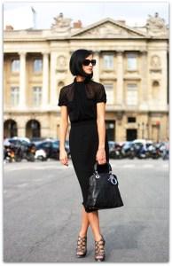 Ai o combinatie de haine negre atat de plina de stil? Daca nu, re-evalueaza-ti garderoba, sa nu fie intr-o aclasicitoza acuta