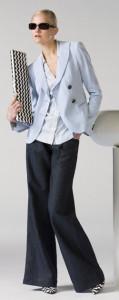 Pantalonii Marlene Dietrich sunt potriviti pentru cele care vor sa adauge ceva volum