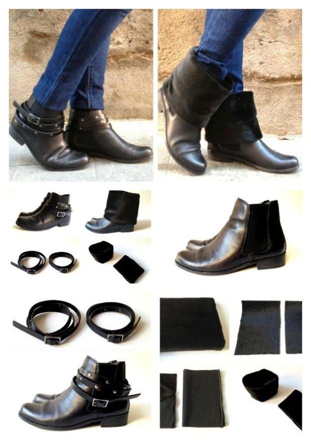 Restilizeaza-ti cizmele
