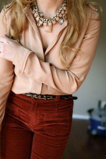 Cum introducem culoare in garderoba