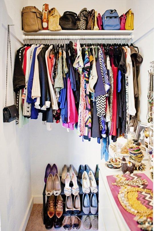 Trucuri de organizat garderoba