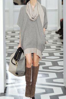 Rochia tricotata, cum o purtam