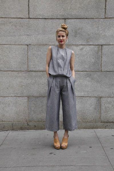 Pantalonii din in – manevra vestimentara de vara