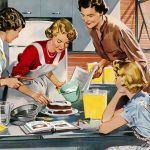 Trebuie sa fi casnica ca sa-ti stea parul asa! Casnicele de la noi nu stiu oare?