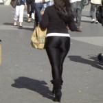 Nu! Colantii nu sunt pantaloni!