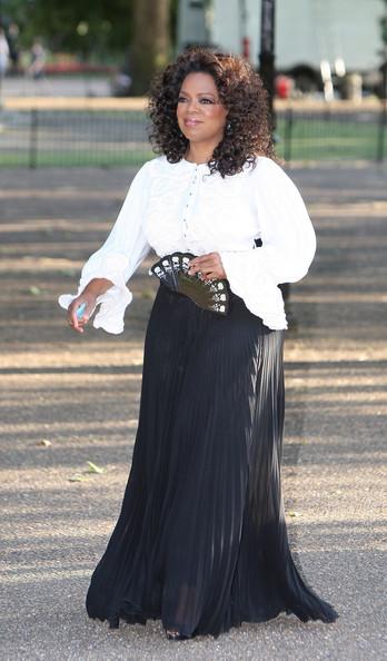 Oprah Winfrey si una dintre tinutele sale preferate