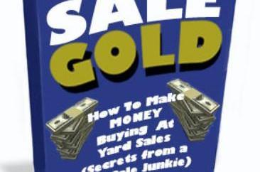 Cum sa fii un cumparator istet de Yard Sale