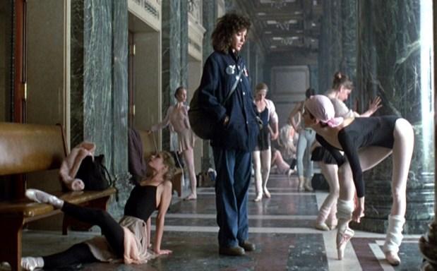 Flashdance si colantii in anii lor de glorie