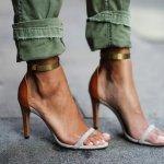 Sandale – manevra vestimentara de vara