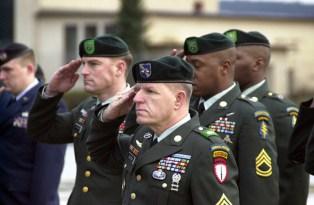 Beretele Verzi din armata SUA