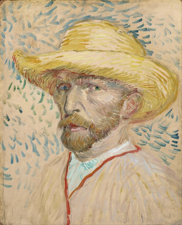 Vincent_van_Gogh_-_Self-portrait_with_straw_hat_-_Google_Art_Project