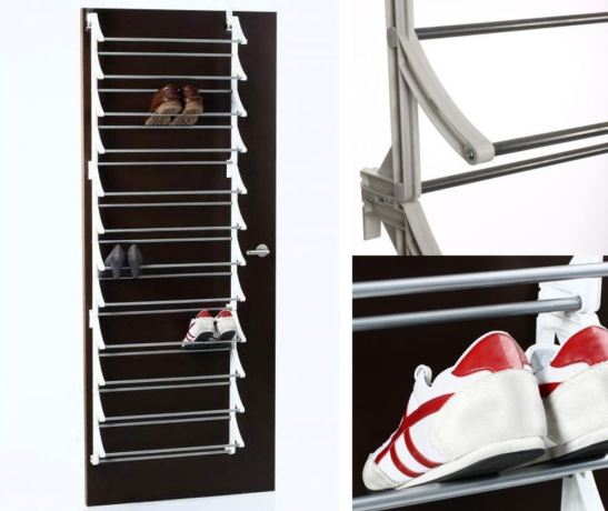 Suport vertical pentru pantofi