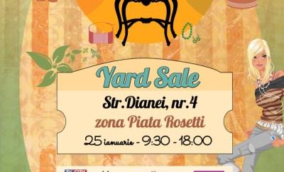 Yard Sale de ianuarie