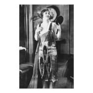 Rochie 1920 cu franjuri din margele