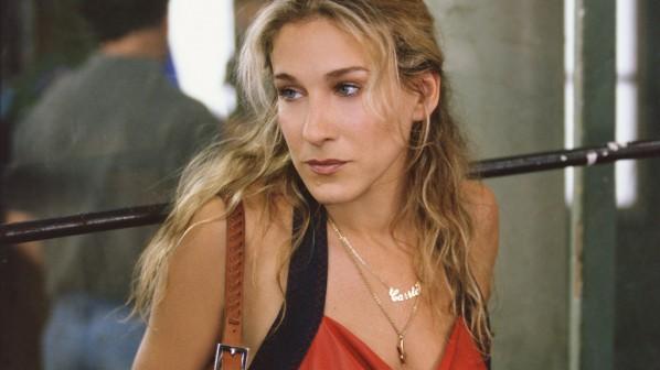 Carrie si singurul lantisor celebru in istoria imediata a bijuteriilor