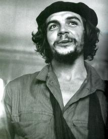 Che Guevara si bascul revolutionar