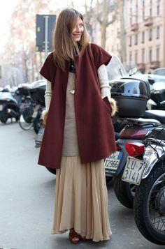 cum sa reactionezi in fata unui palton cu maneca scurta sau trei sferturi -il ajuti cu un pulover cu maneca lunga