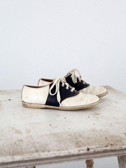 Saddle Shoe