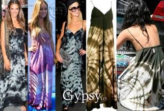 Iti poti crea singura o rochie cu asa un print, daca o colorezi acasa