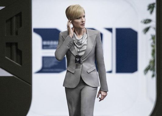 Jodie Foster, cu un personaj creat dupa imaginea Christinei Lagarde, sefa FMI