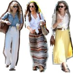 Innoada – manevra vestimentara de vara