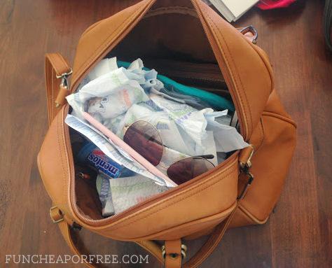 cum iti organizezi geanta