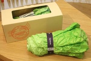 Vegetabrella - umbrela salata