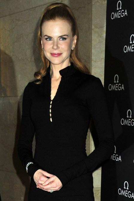 Nicole Kidman si gulerul mandarin