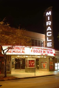Great Gables Guide - Miracle Theatre