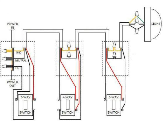 Residential Wiring Diagram Examples, Residential, Free