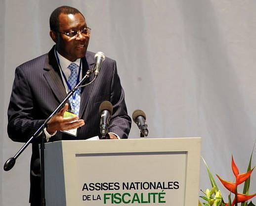 Joël Ogouma, DG des impôts @ DCP