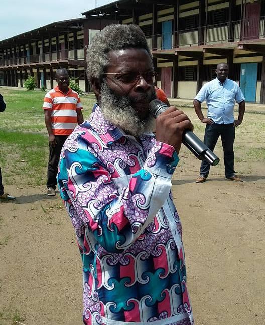 Simon Ndong Edzo, modérateur de la CONASYSED @ M . Libama