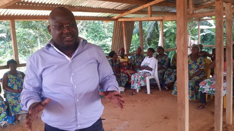 """Bourobou Boussamba a sensibilisé les plusieurs associations dont """"Moutema, Etondo et Moutsunou dimbu"""" @ Gabonactu.com"""