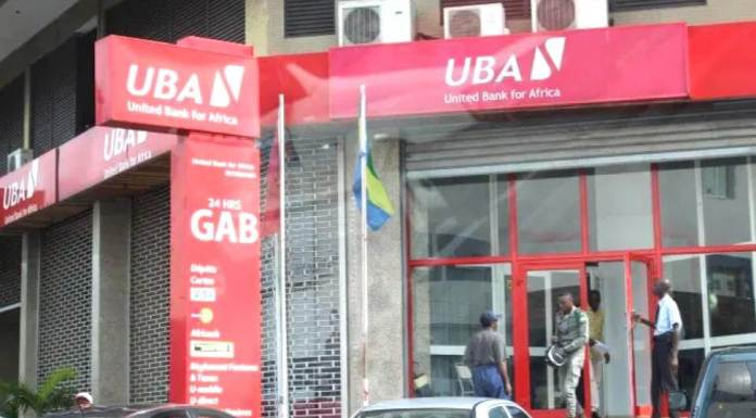 Gabon Gabonmediatime Uba United Bank For Africa Gabon