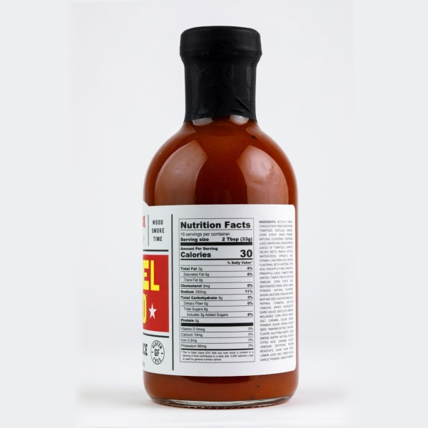 Rebel Red BBQ Sauce is the best new bbq sauce in Texas