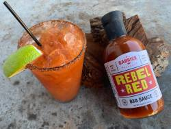recipe for bbq Bloody Mary