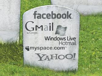 Les réseaux sociaux et la mort