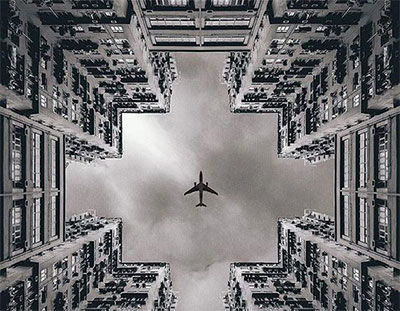 Take symmetrical photos