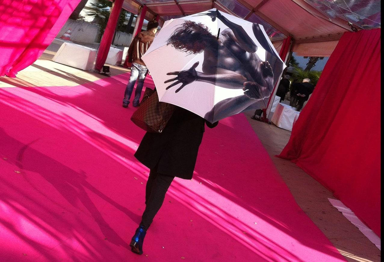 parapluie art photographie objet cadeau nice