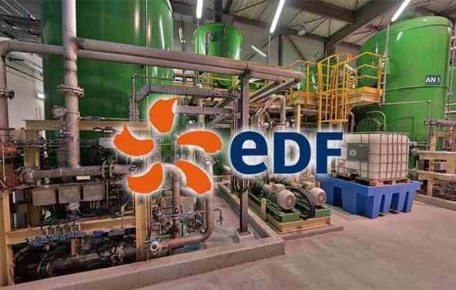 visite virtuelle interactive de la centrale EDF de Blenod