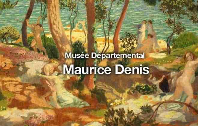 Musee Maurice Denis visite virtuelle