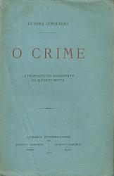 Image result for crime guerra junqueiro