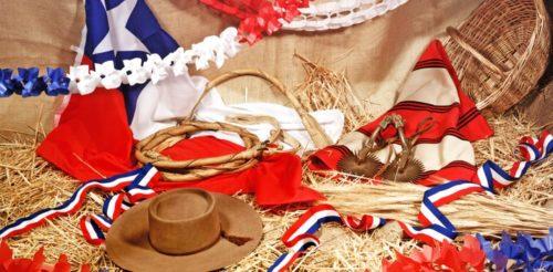 18 De Septiembre Fiestas Patrias Chilensis Gabriela Ichaso