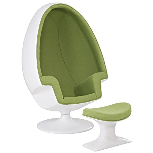 12 Cool Egg Shaped Chairs for Your Home