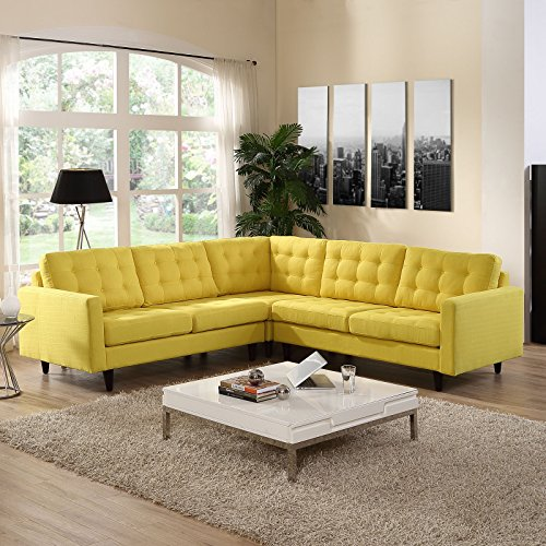 yellow chairs for living room apartment therapy arrangements fun sunny furniture ideas the