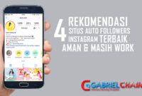Situ Auto Followers Instagram Terbaik