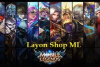 Layona Shop Mobile Legends Apk Layon Shop ML