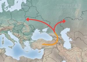 Indoeuropäisierung nach MPG